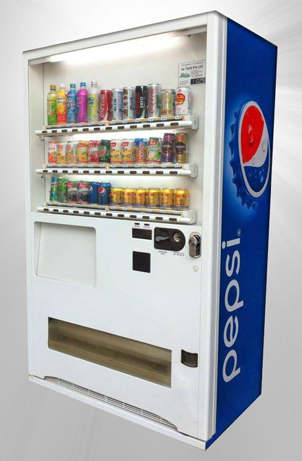 Le Tach Pte Ltd - Vending Machine Singapore, Hot and Cold ...